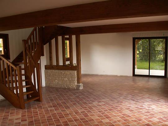 toiture bac acier hangar maison travaux beziers. Black Bedroom Furniture Sets. Home Design Ideas
